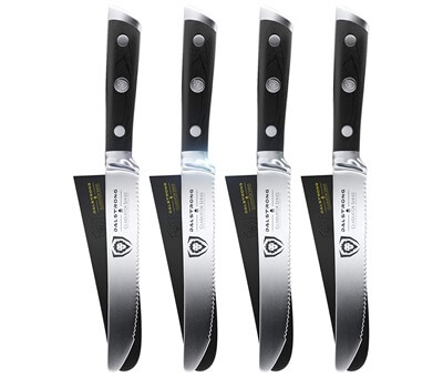 Dalstrong Gladiator Best Steak Knives (Mid-Range)