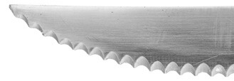 serrated steak knife image