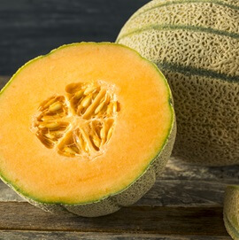 Cutting Melon