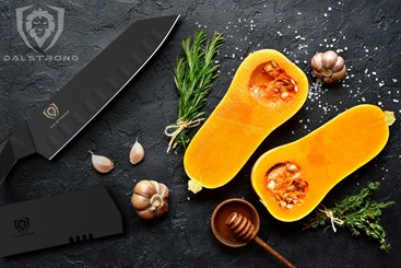 Dalstrong Shadow Series Santoku - Black