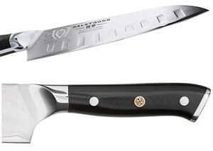 Santoku Blade Steel and Handle Material