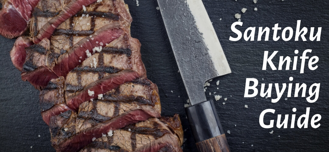 Santoku Knife Buying Guide Header Image