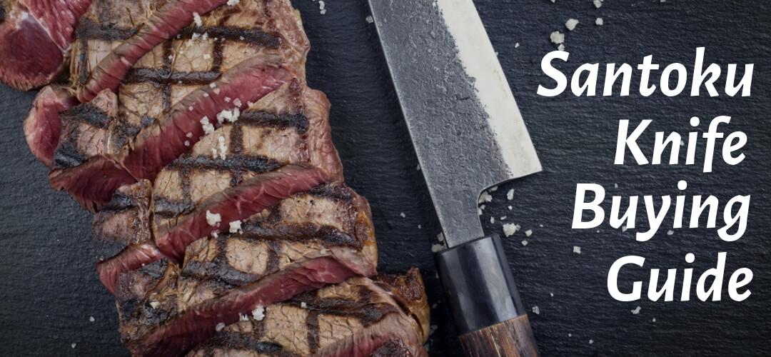 Santoku Knife Buying Guide Header Image