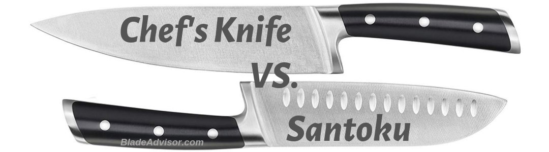 The Best All-Purpose Knife: Santoku or Chef Knife