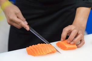 Sashimi Knife Example