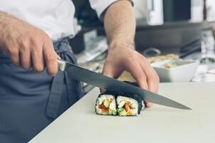 Sushi Knife Example