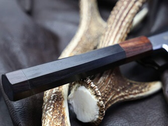 Yoshihiro Dragon Sushi - Handle Detail