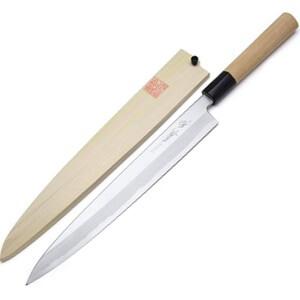 best left handed yanagiba sushi knife
