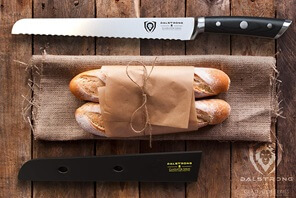 Dalstrong Gladiator Bread Knife Sheath Included
