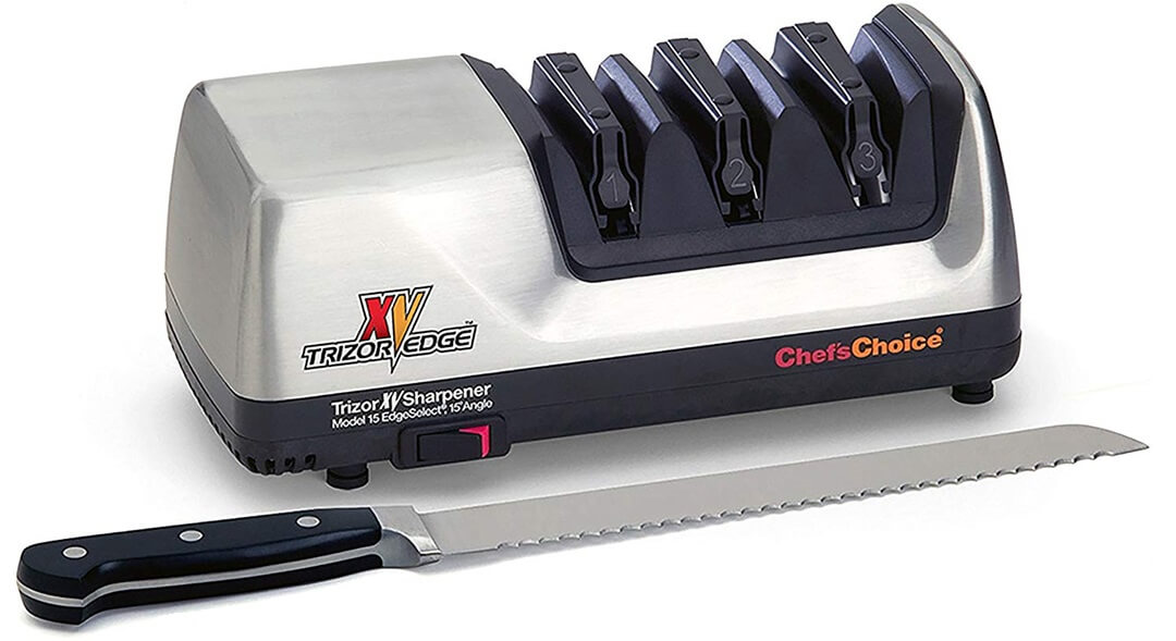 Electric Serrated Knife Sharpener
