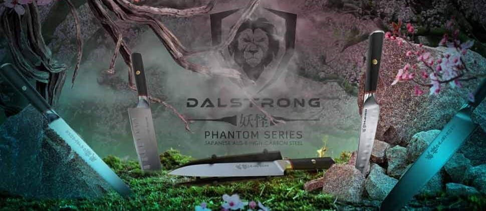 Dalstrong Phantom Knives