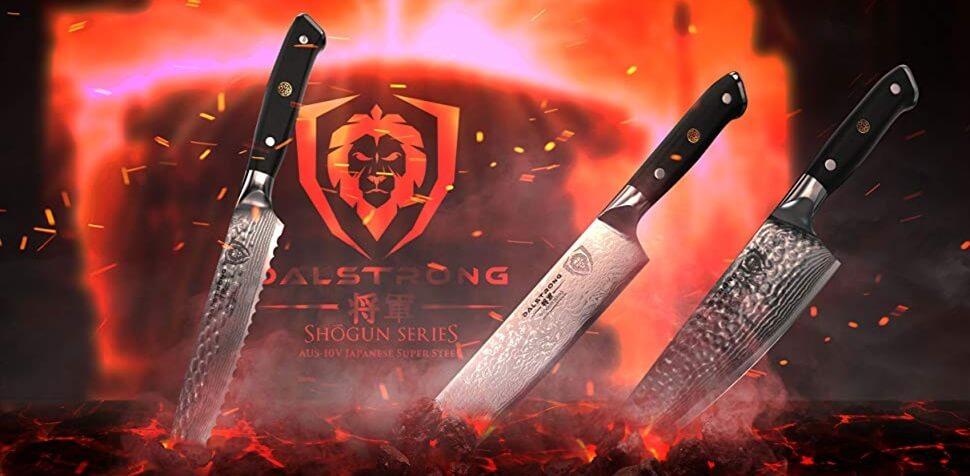 Dalstrong Shogun Knives