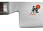 Miyabi Kaizen VG10 Blade Detail