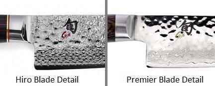Shun Hiro vs Premier - Blade Detail Image