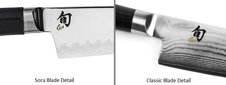 Shun Sora vs Classic - Blade Detail Image