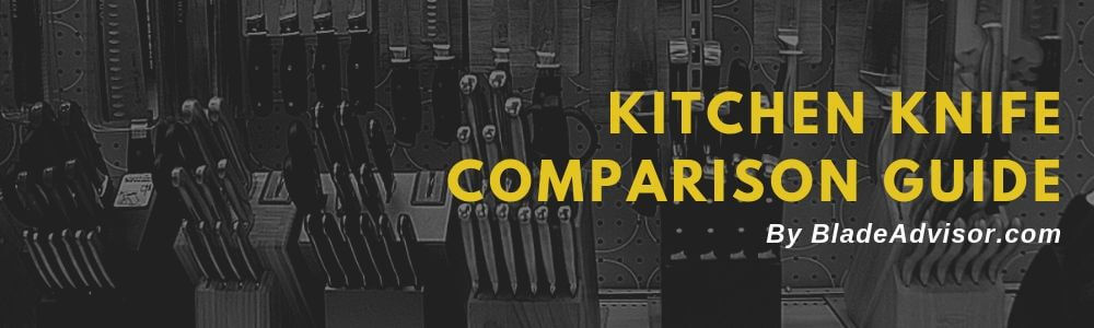 Kitchen Knife Comparison Header Image