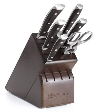 Wusthof Ikon Knife Set, 14pc