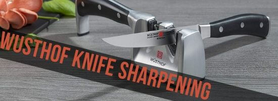 Wusthof Knife Sharpening