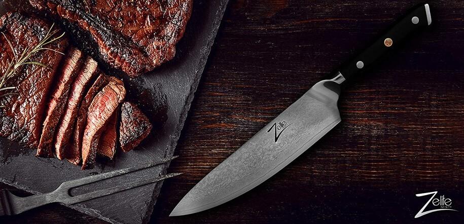 Zelite Alpha Royal Japanese Chef Knife