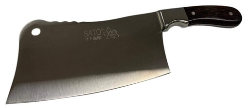 SATO Heavy-Duty Japanese Cleaver