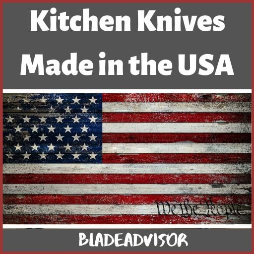 The Best Kitchen Knives Made in the USA | The All-American Knife