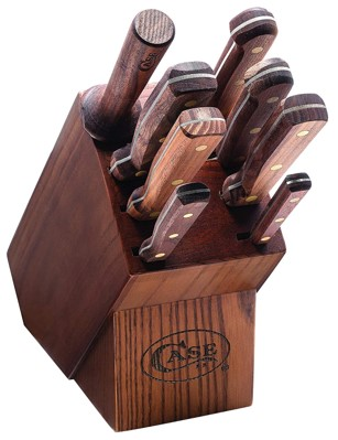 Best American Made Kitchen Knives - Case Knife Set