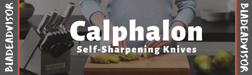 Calphalon Self-Sharpening Knives Review