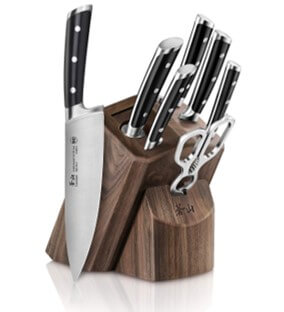 Cangshan TS Series 8-pc Knife Set