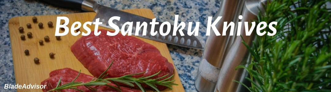 Best Santoku Knives Featured Image