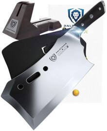 Dalstrong Gladiator R Obliterator Meat Cleaver Review