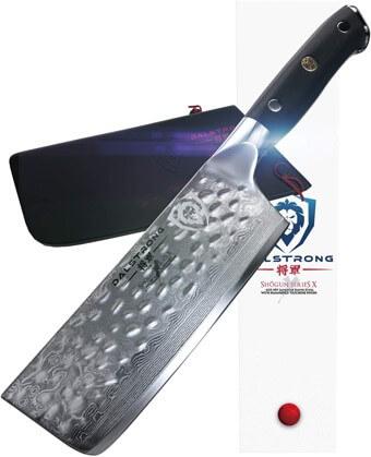 Dalstrong Nakiri Knife Review
