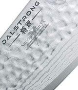 Dalstrong Shogun AUS-10V Blade Detail