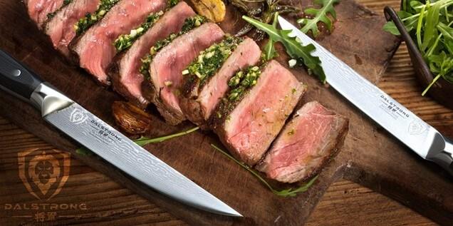 Dalstrong Shogun Series Steak Knives