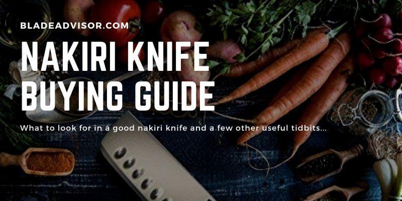 What is a nakiri knife