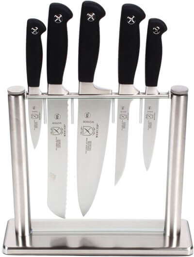 Mercer Culinary Geneis 6-pc Knife Set Review