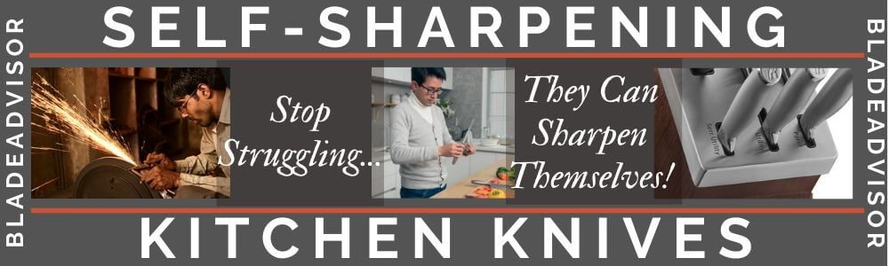 Best Self Sharpening Kitchen Knife Set