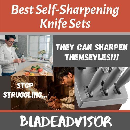 Best Self Sharpening Knife Sets