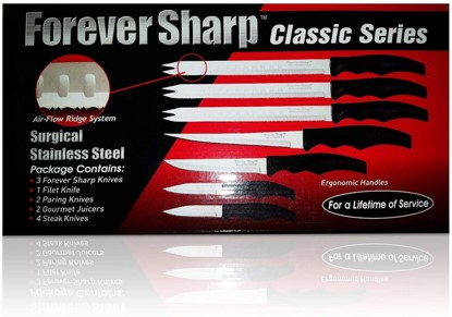 Forever Sharp Classic Knife Set Review