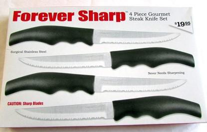Forever Sharp Steak Knives Review