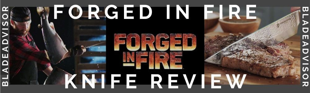 Forged In Fire Knife Review