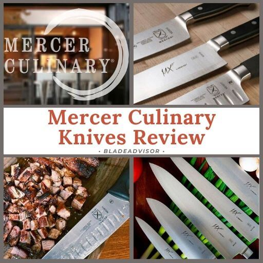 Mercer Knives Review: Are They The Best Cheap Kitchen Knives?