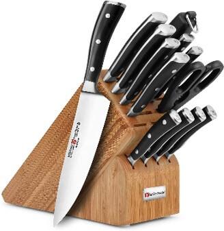 Wusthof Classic Ikon 14-pc knife set