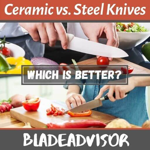 Ceramic vs Steel Knives