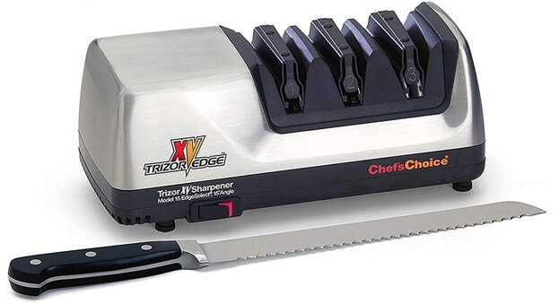 Electric Serrated Knife Sharpener