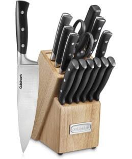 Cuisinart C77TR-15P Review - 15pc Knife Block Set