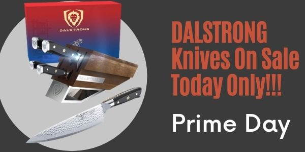 Dalstrong Kitchen Knives On Sale - Prime Day