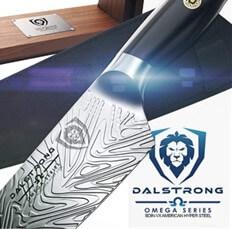 Dalstrong Omega Series Kiritsuke-Chef Knife and Sheath