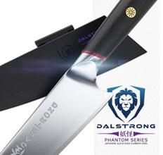Dalstrong Shogun Series Chef Knife and Sheath