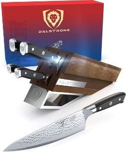 Dalstrong Shogun Series X Knife Set - Best Prime Day Knife Deals