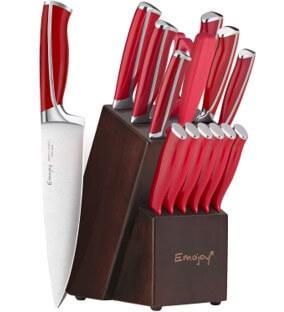 Emjoy 15-pc Knife Set